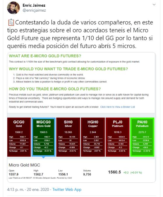Trading Volatilidad y Liquidez en los mercados Enric Jaimez Oro