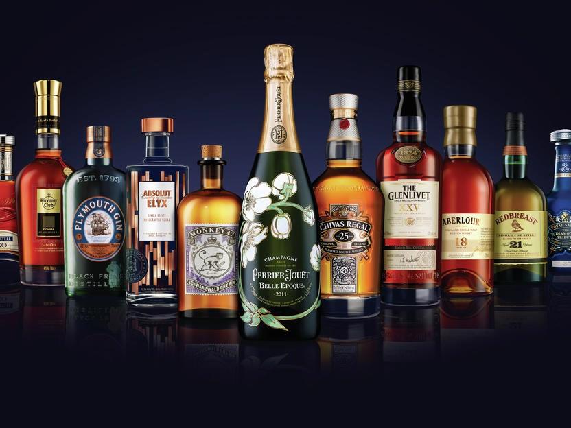 Inversiones Lujo - Pernod Ricard